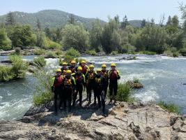 TRT River Rescue Training