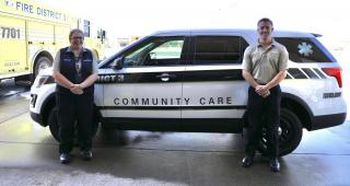CCU Paramedic Team