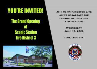 Facebook Live Invitation